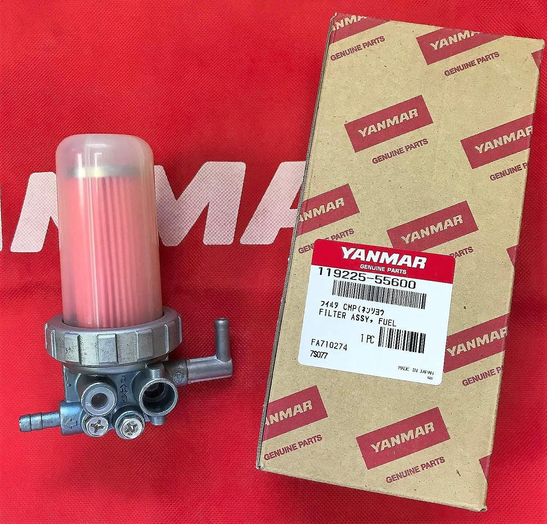 Amazon.com: Kohler -Yanmar Fuel Filter Assy. 119225-55600 229565: AutomotiveAmazon.com