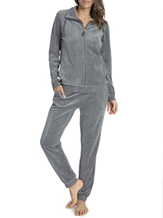 d2a8cc6bdf2506 Triumph Leisure Suits Nicki-Hausanzug Damen: Amazon.de: Bekleidung