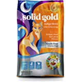 Solid Gold High Protein Dry Cat Food; Indigo Moon with Real Chicken & Eggs