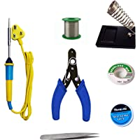 Aptechdeals Soldering kit (Intermediate 7 in 1)