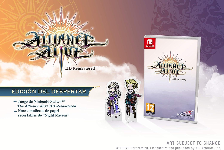 The Alliance Alive - Edición del Despertar for Nintendo Switch: Amazon.es: Videojuegos