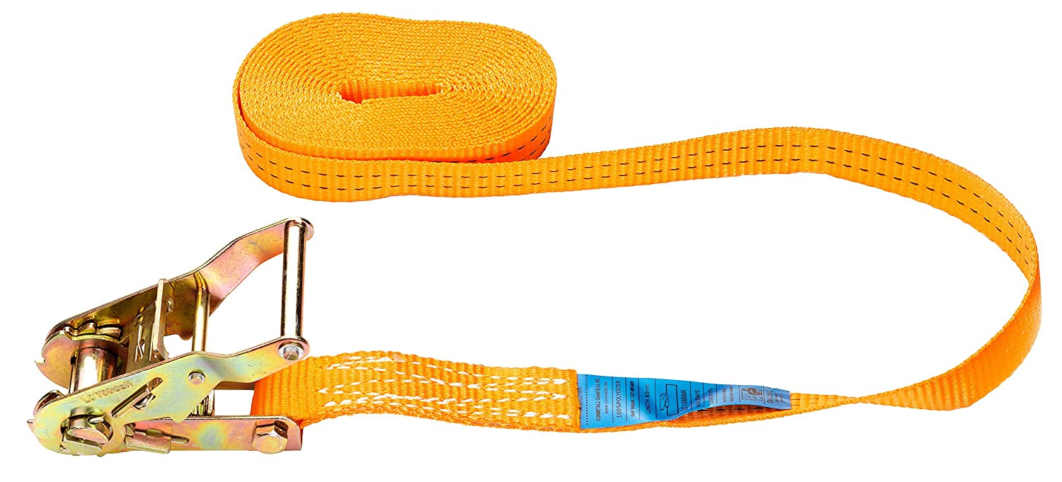 CONNEX B34410 5m x 27mm 1500Kg Lashing Strap Conmetall