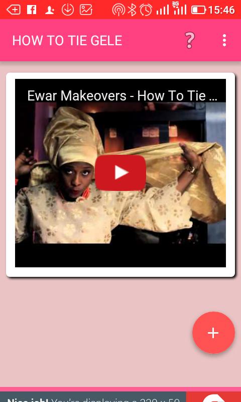 download how to tie gele video