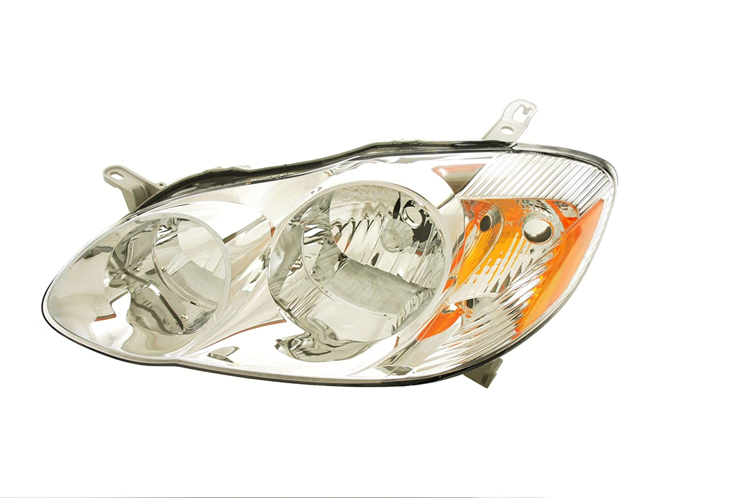 Toyota Genuine Parts 81170-02200 Driver Side Headlamp Lense and Housing