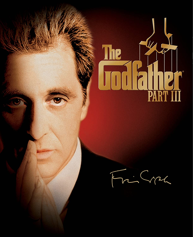 Amazon Com The Godfather Part Iii Blu Ray Pacino Keaton Movies Tv