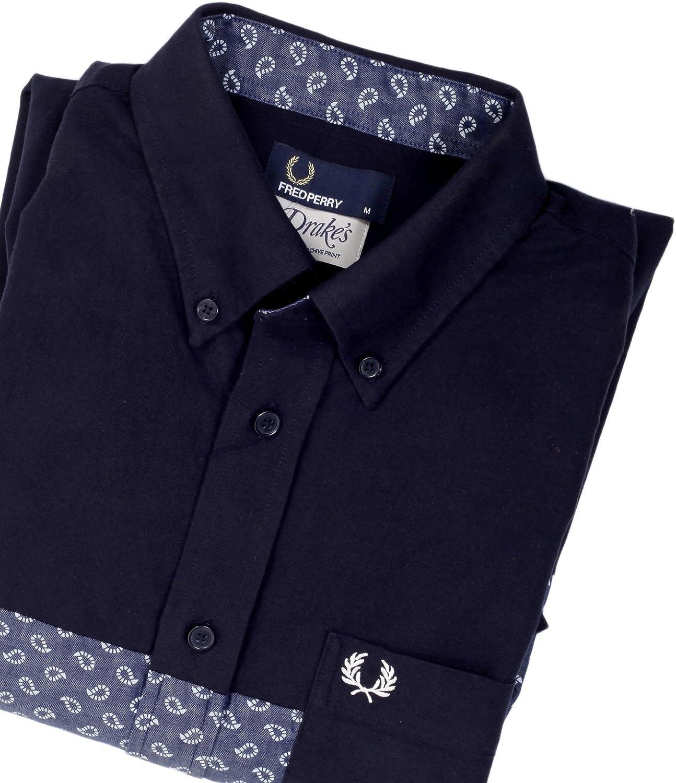 Fred Perry - Camisa - para niño: Amazon.es: Ropa