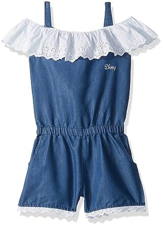 d3f5b9dfab87 Amazon.com  DKNY Girls  Romper  Clothing