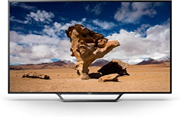 2016 Model Sony KDL40W650D 40-Inch Built-In Wi-Fi HD TV