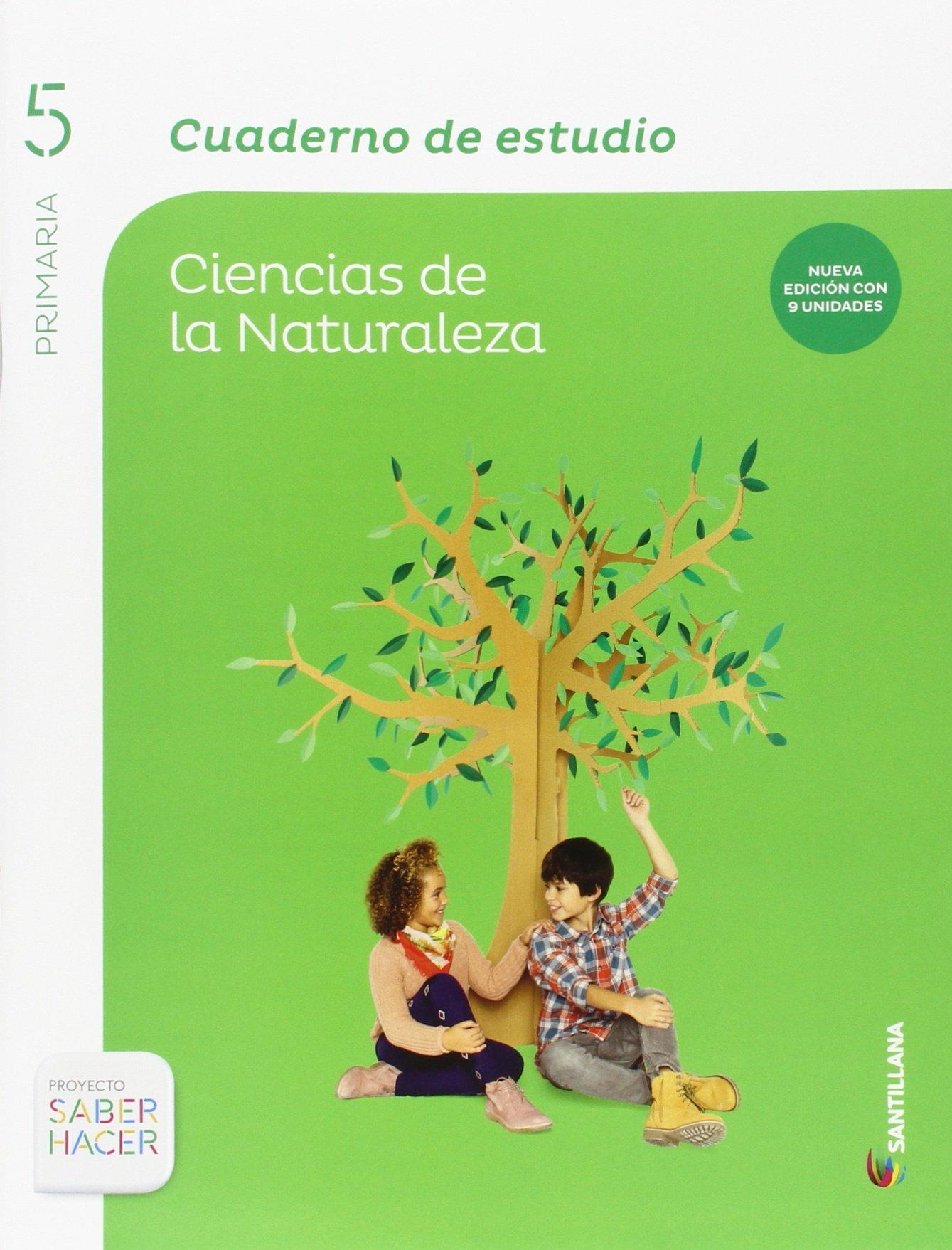 Cuaderno de estudio ciencias de la naturaleza 5 primaria ...