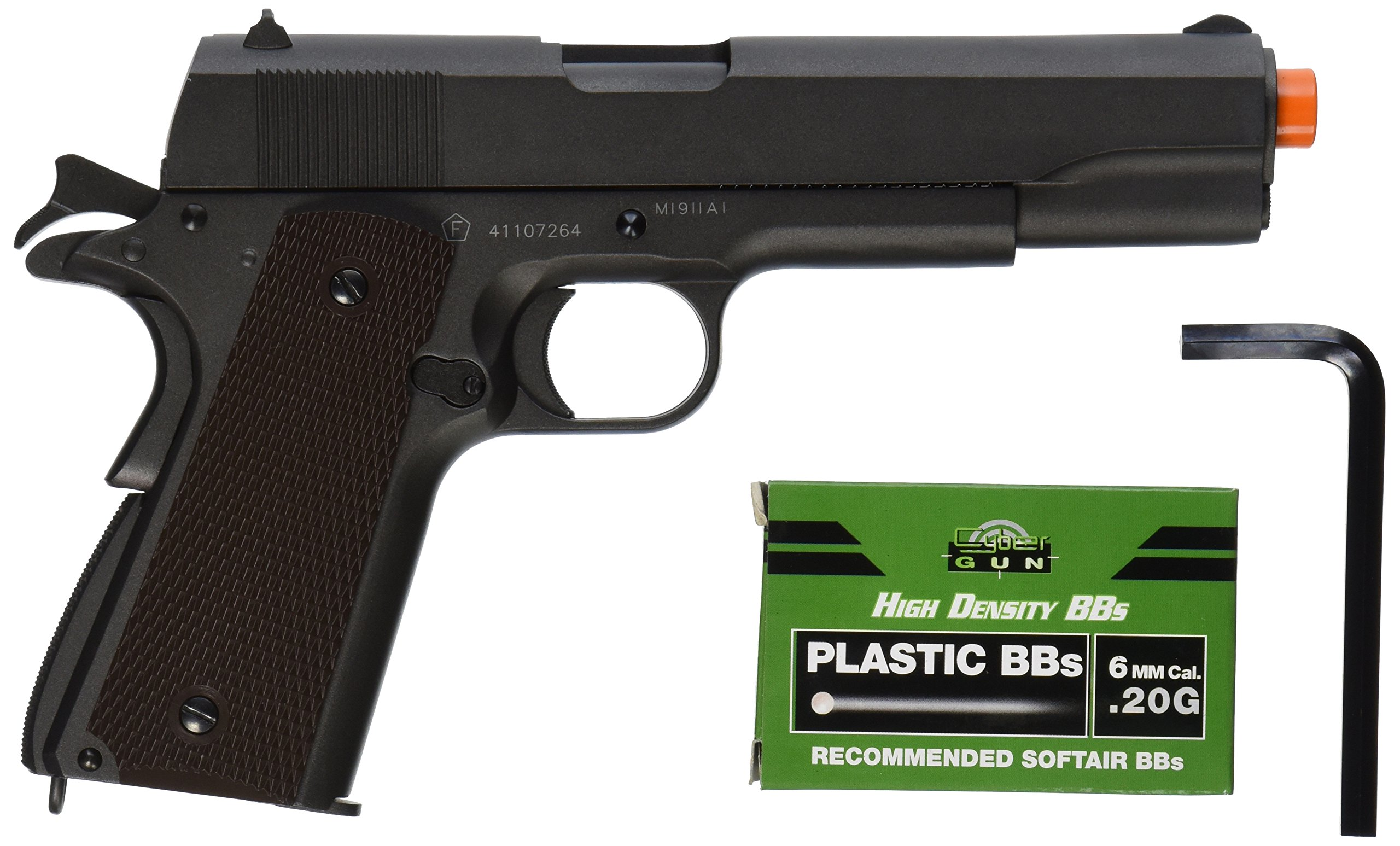 Soft Air Colt 1911 CO2 Airsoft Pistol product image