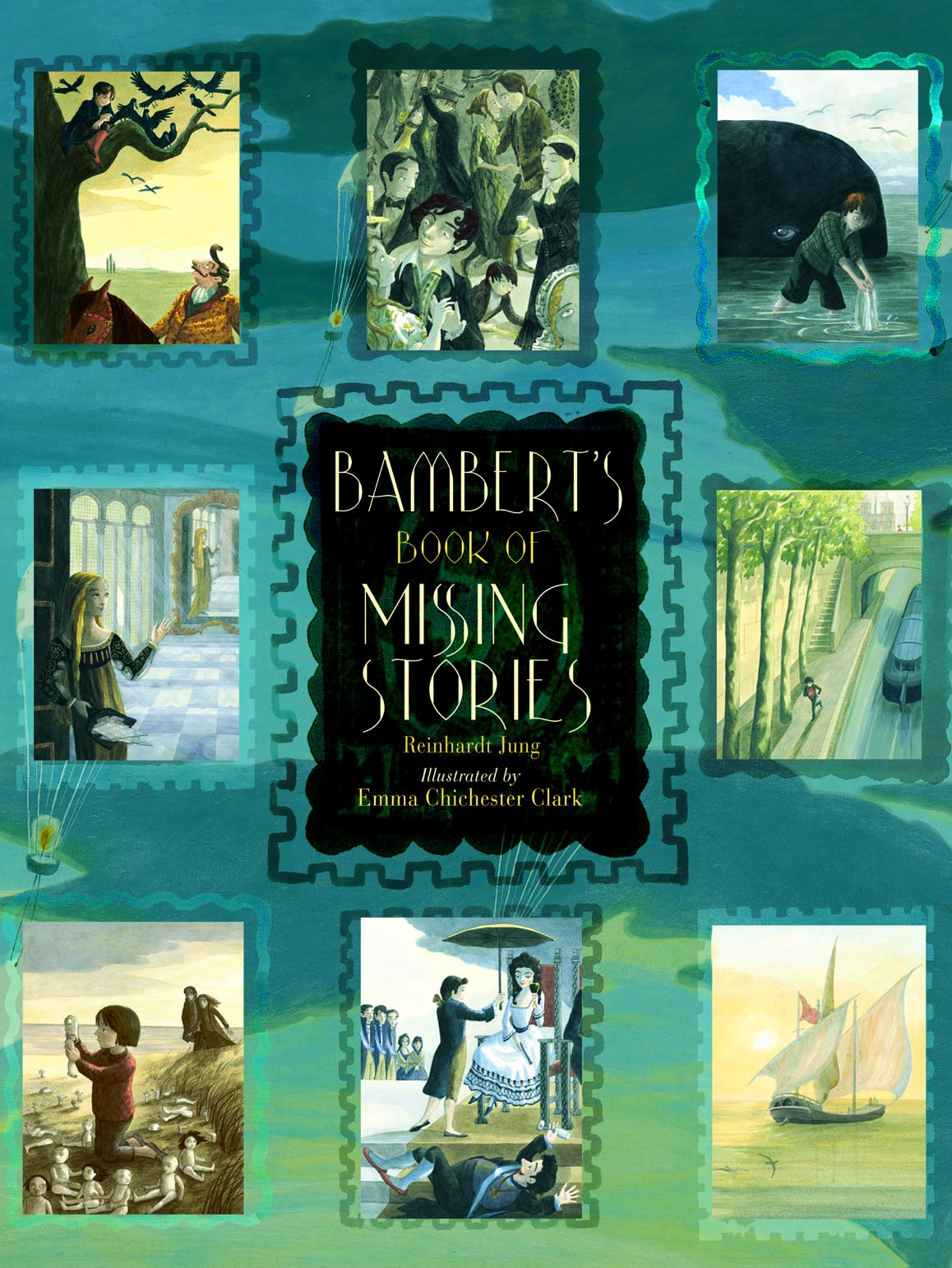 Bambert's Book of Missing Stories ebook