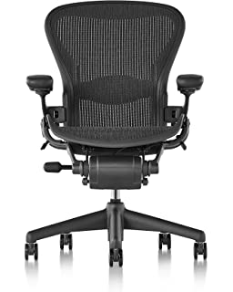 amazon com herman miller executive size b lumbar support aeron