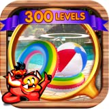 no side puzzle - Pool Side - Hidden Object Challenge # 319