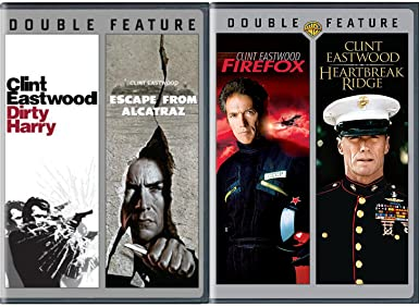 Amazon com: Crime & Military Films of Clint Eastwood Dirty
