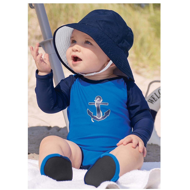 Amazon Sun Smarties Baby UPF 50 Long Sleeve e Piece Swimsuit