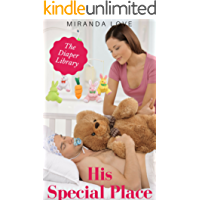 His Special Place: An Adult Baby Cuckold Humiliation Story (The Diaper Library) (English Edition)