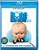 The Boss Baby (Blu-ray 3D & Blu-ray) (2-Disc)