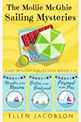 The Mollie McGhie Sailing Mysteries (Cozy Mystery Collection, Books 1-3) Kindle Edition