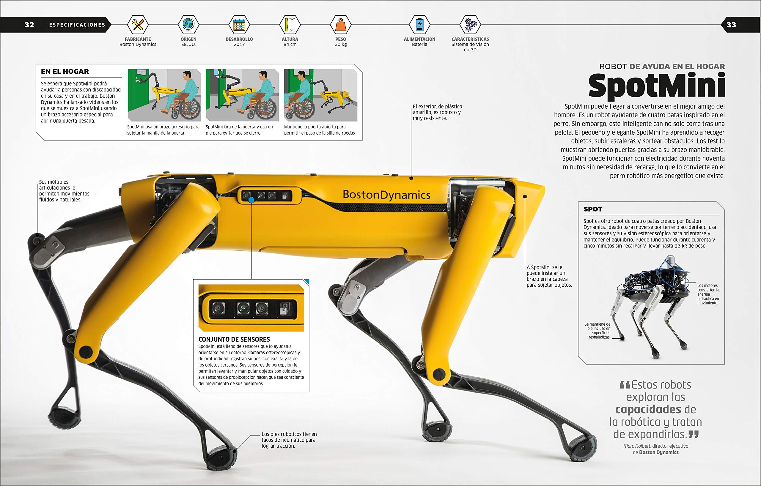 Robot (Spanish): Descubre las máquinas del futuro (Spanish Edition): DK: 9781465482822: Amazon.com: Books