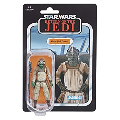 Star Wars The Vintage Collection Klaatu Skiff Guard 3.75-inch Figure: Toys & Games