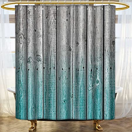 Glowing Music Notes Records Fabric Shower Curtain Set Bath Accessory Hooks Mat