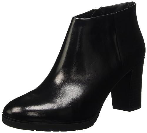 Geox D Raphal Mid B, Botines para Mujer: Amazon.es: Zapatos y complementos