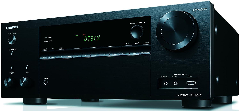 AV Onkyo TX-NR656 Black