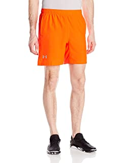 13ff686e540f8 Amazon.com : Under Armour Men's Launch 7'' Solid Shorts : Clothing