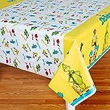 Dr Seuss Party Supplies - Plastic Table Cover