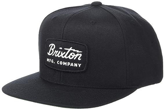 1ea0dbd871 Amazon.com  Brixton Men s JOLT Snapback
