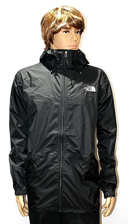 362f3328a THE NORTH FACE BAKOSSI MEN'S RAIN JACKET TNF BLACK (S)
