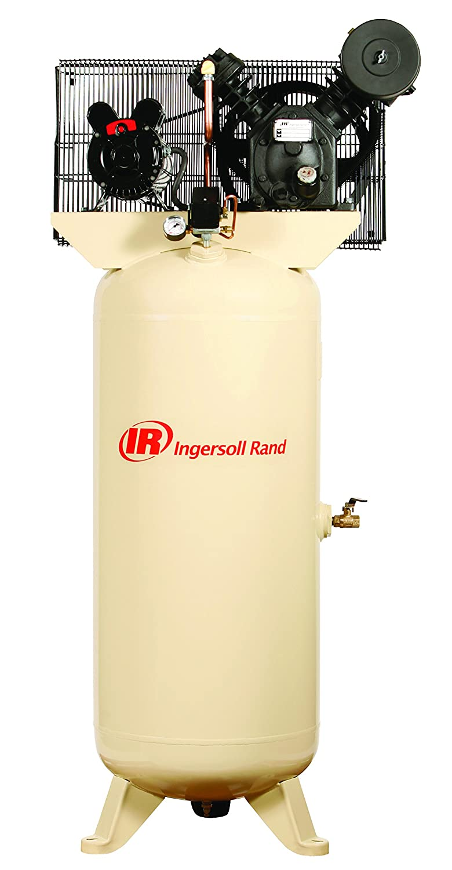Amazon.com: 2340L5 5 HP 60 Gallon Two-Stage Air Compressor (230V, Single  Phase): Home Improvement