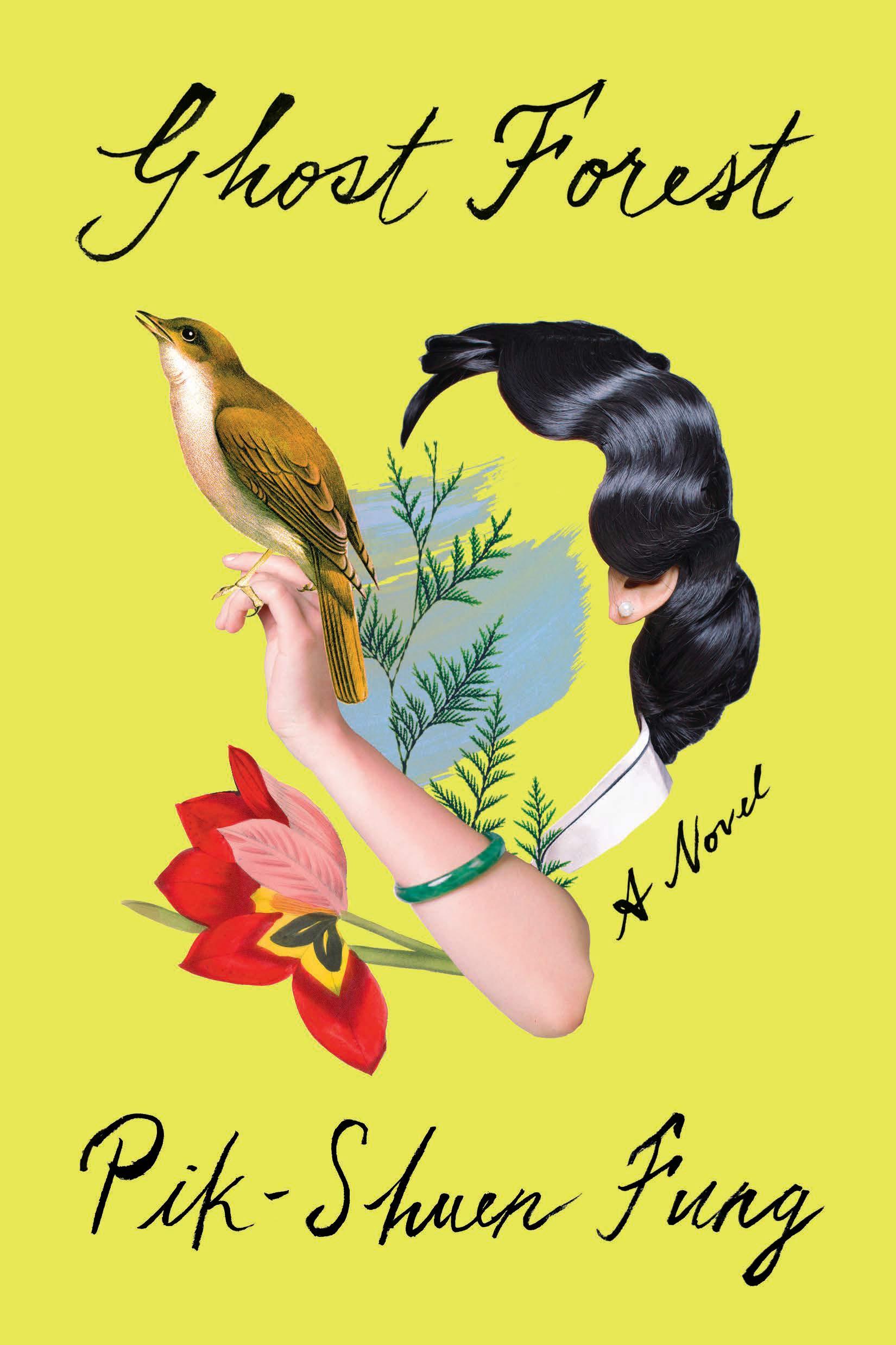 Amazon.com: Ghost Forest: A Novel (9780593230961): Fung, Pik-Shuen: Books