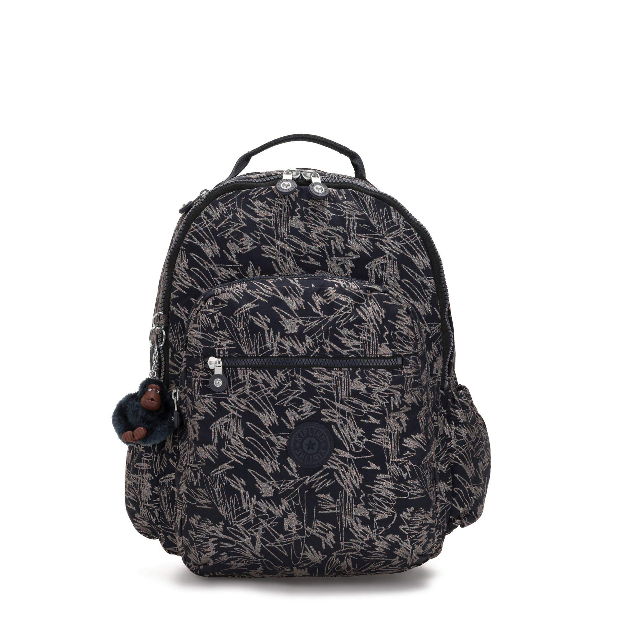 Kipling Seoul Go Large 15'' Laptop Backpack Vibrant Sketch