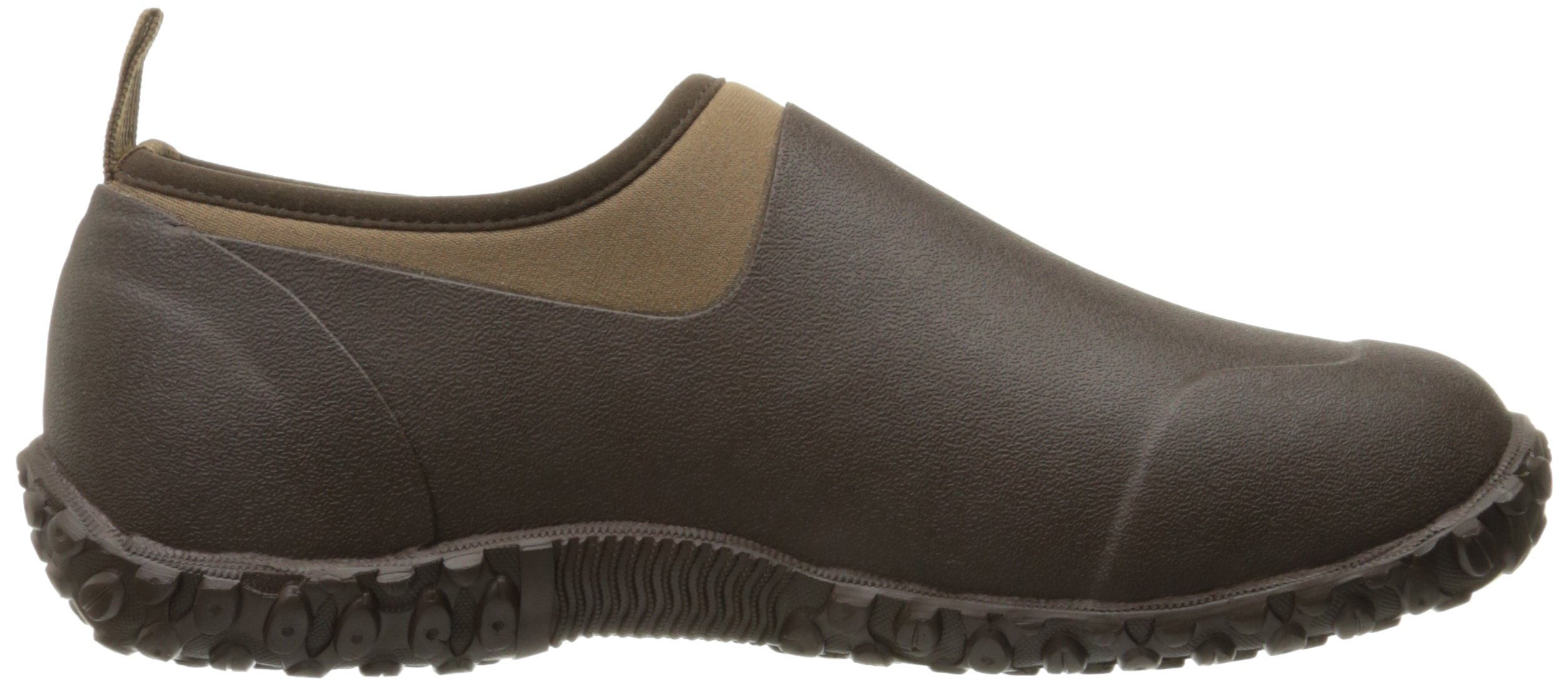 Muckster ll Men's Rubber Garden Shoes,Black/Otter,8 US/8-8.5 M US by Muck Boot (Image #8)