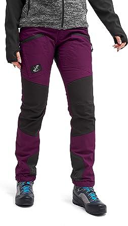 RevolutionRace Nordwand Pro - Pantalones de senderismo para mujer
