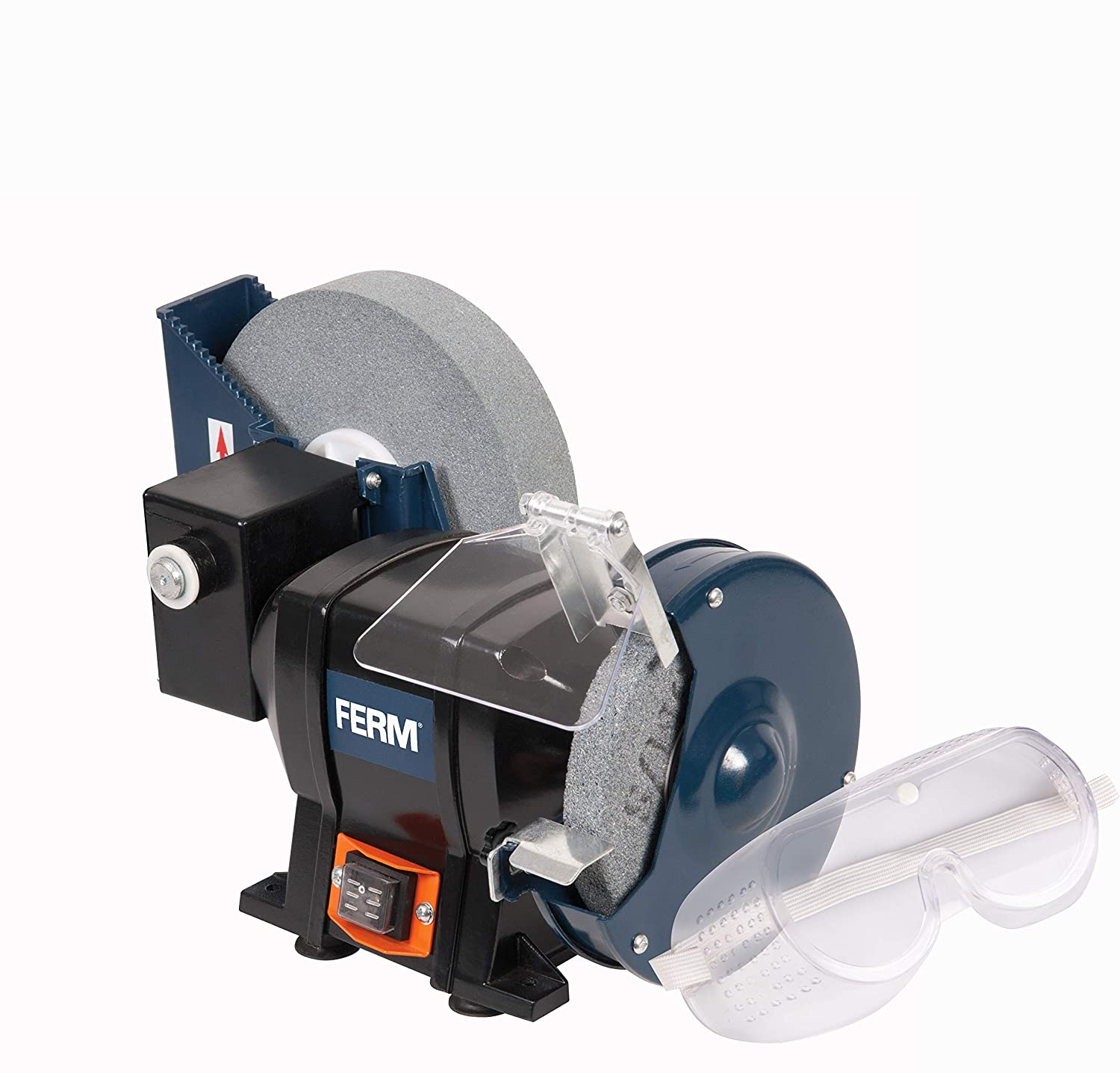 Remarkable Ferm Bgm1021 Wet And Dry Bench Grinder 250 Watt 2950 Rpm Caraccident5 Cool Chair Designs And Ideas Caraccident5Info