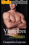 Vampires Prefer Blondes (Psy-Vamp Book 3)