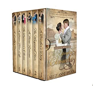 The Repington Chronicles: Complete Six Book Series Boxed Set