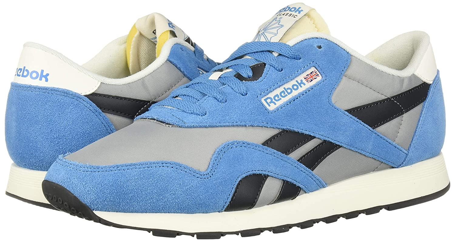 A Really Clean Pair of Reebok Classic Nylon •