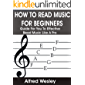 HOW TO READ MUSIC FOR BEGINNERS: Guide for You to Effective Read Music like A Pro (English Edition)