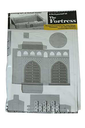 Fortress thick paper fort making do it yourself kit diy return thick paper fort making do it yourself kit diy return gift solutioingenieria Choice Image