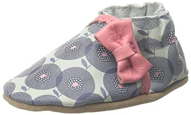 2b0ff7e5c90 Robeez Petal Pop Crib Shoe (Infant)