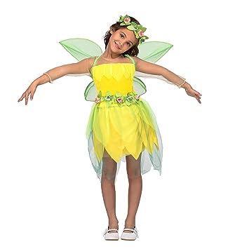 My Other Me Me - Disfraz de Hada del bosque, talla 10-12 años (Viving Costumes MOM00724): Amazon.es: Juguetes y juegos