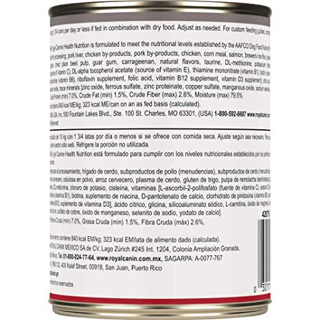 Royal Canin Health Nutrition Weight Care In Gel Canned Dog Food (Case Of 12/1), 13.5 Oz: Pet Supplies: Amazon.com