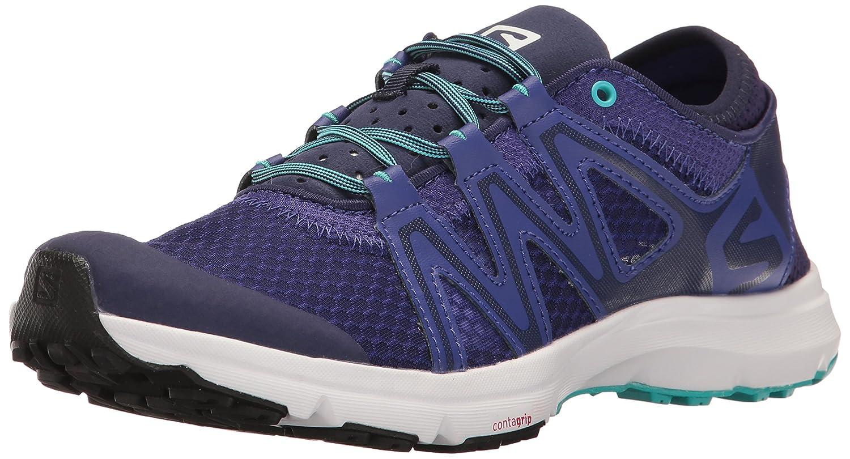 Salomon Women's Crossamphibian Swift W Athletic Sandal B01HD2PU9I 5 B(M) US|Spectrum Blue/Astral Aura/Ceramic