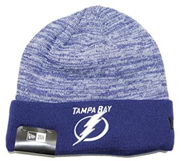 first rate f757e 59405 Tampa Bay Lightning New Era NHL  quot Team Rapid quot  Cuffed Knit Hat