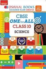 Oswaal CBSE One for All, Science, Class 10 (Reduced Syllabus) (For 2021 Exam) Kindle Edition