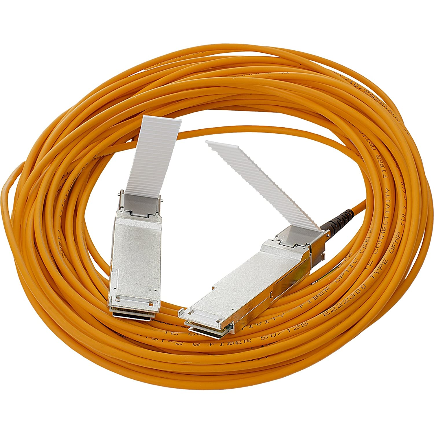 HP BladeSystem c-Class 40G QSFP+ to QSFP+ 7m Active Optical Cable ...