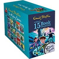 The Mystery Series Find-Outers Complete 15 Books Collection Box Set by Enid Blyton